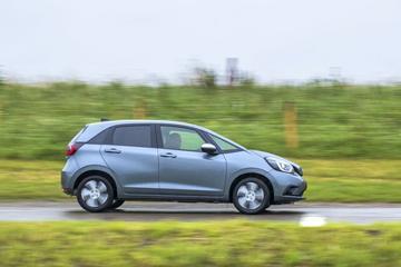 Test: Honda Jazz Hybrid