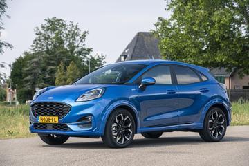 Ford Fiesta en Puma mild-hybride ook met automaat