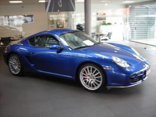 Porsche Cayman S (2006)