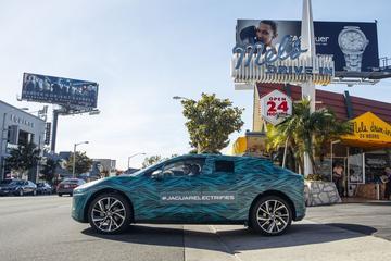 Meerijden met de Jaguar i-Pace
