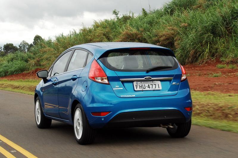 Ford Fiesta BR