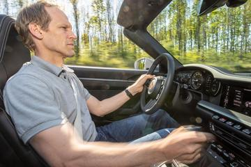 Porsche 911 krijgt handgeschakelde zevenbak