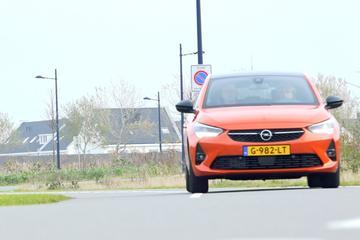 Opel Corsa - Achteruitkijkspiegel