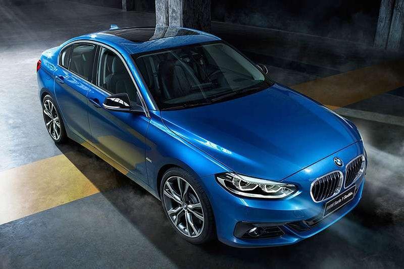 BMW 1-serie sedan nu ook in Mexico
