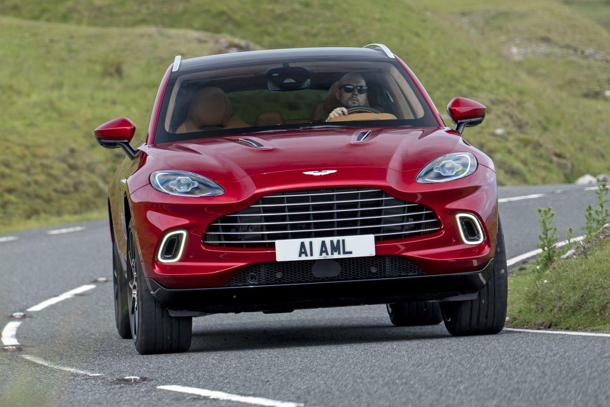Aston Martin mikt op 'eerste stappen naar winst' in 2021