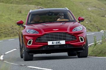 Aston Martin DBX - Eerste rijtest