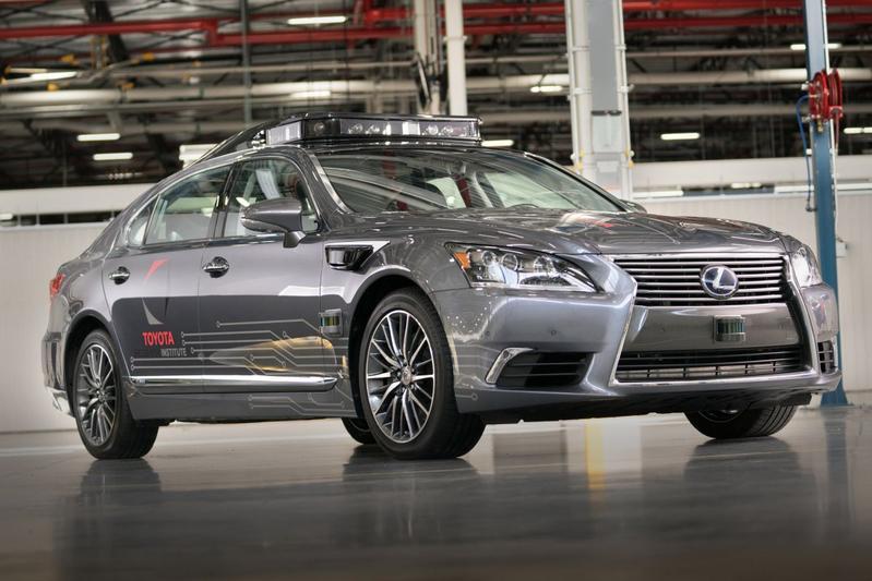 Toyota toont voortgang autonome techniek