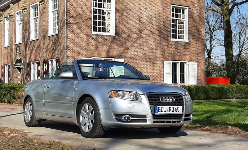 Audi A4 Cabriolet 1.8 T (2006)