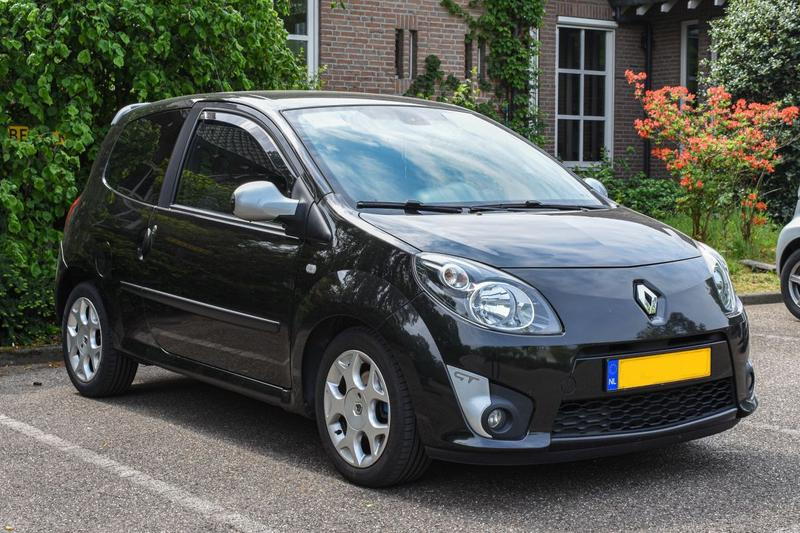 Renault Twingo GT TCE (2009)