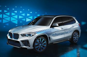 Dít is de BMW i Hydrogen Next