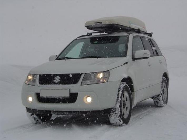 Suzuki Grand Vitara 2.0 Exclusive (2009)