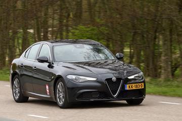 Afscheid Alfa Romeo Giulia en update Renault Scénic