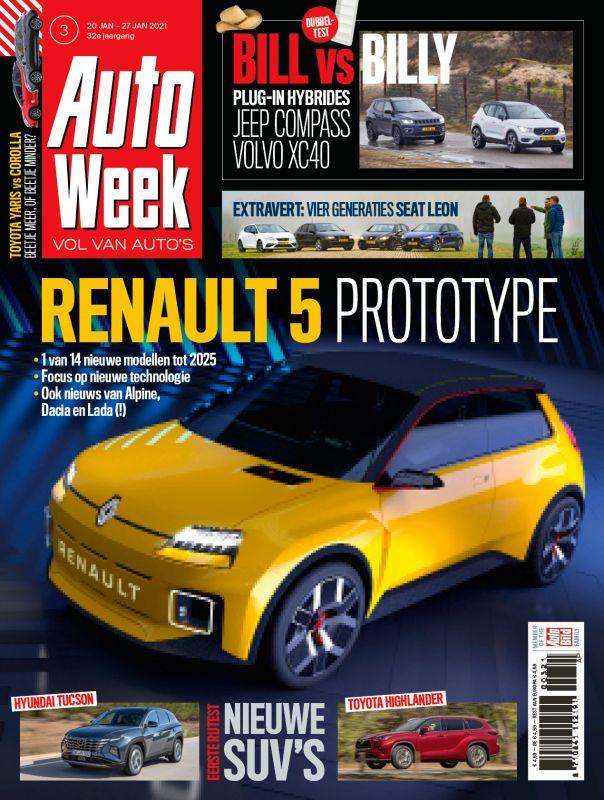 AutoWeek 3 2021