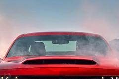 Dodge laat weer wat Challenger Demon zien