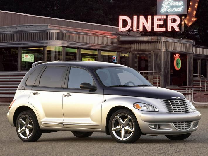 AutoWeek Top 50: Chrysler PT Cruiser
