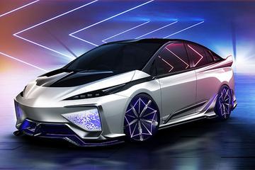 Extreem: Toyota Ambivalent RD Prius PHV Concept