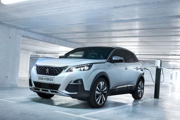 Alle prijzen Peugeot 3008 Hybrid en Hybrid4 bekend