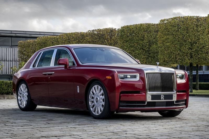Rolls-Royce Phantom AIDS