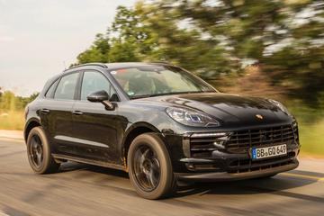 Porsche laat gefacelifte Macan zien