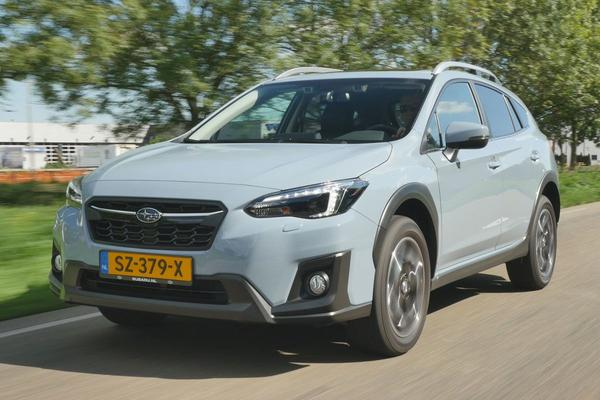 Video: Subaru XV - Rij-impressie