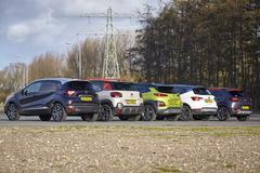 Autoverkoop Europese Unie 23,5 procent in de min