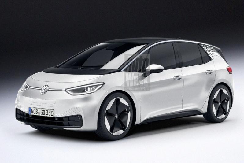 Volkswagen ID.3 blik to the future