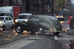 In het Wild: Alfa  Romeo 6C 2500 (1950)