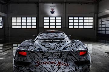 Maserati toont meer van MC20
