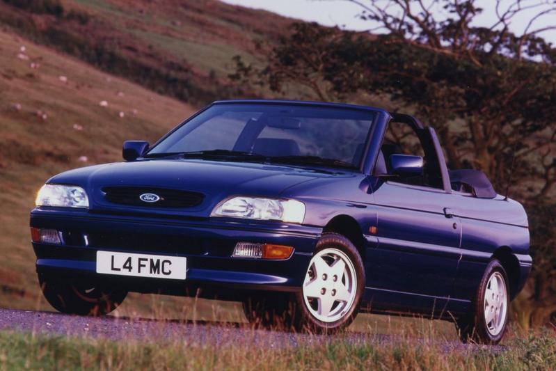 Ford Escort Cabrio 1.6i CLX (1994)