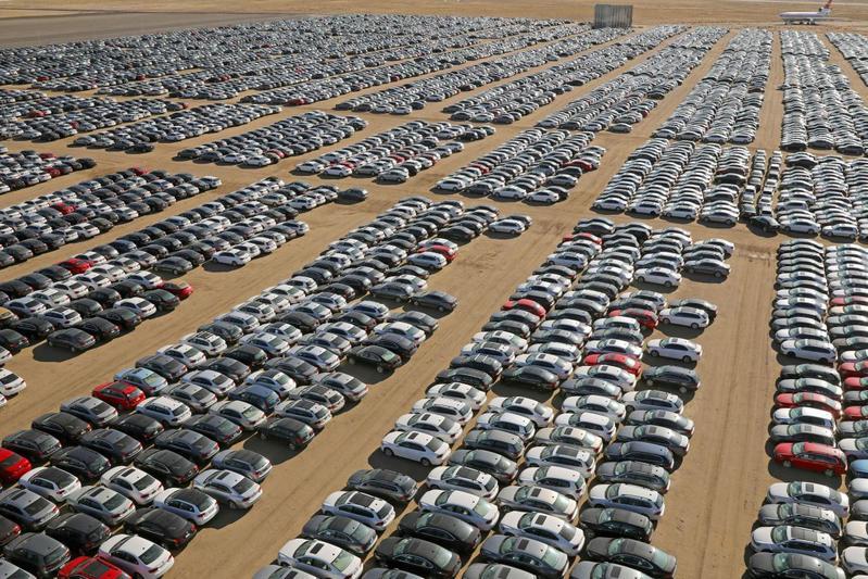 Volkswagen sjoemeldiesels Victorville