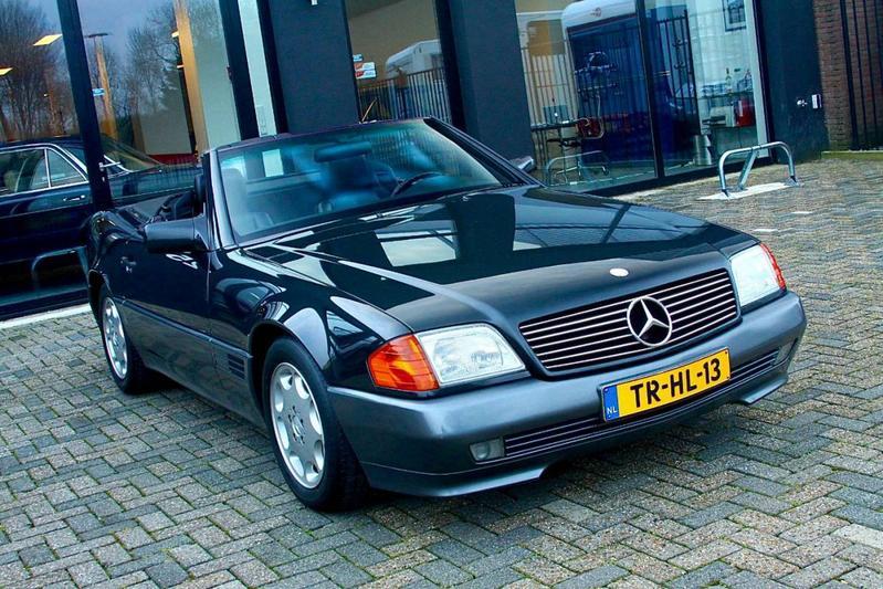 Mercedes-Benz 300 SL-24 (1991)