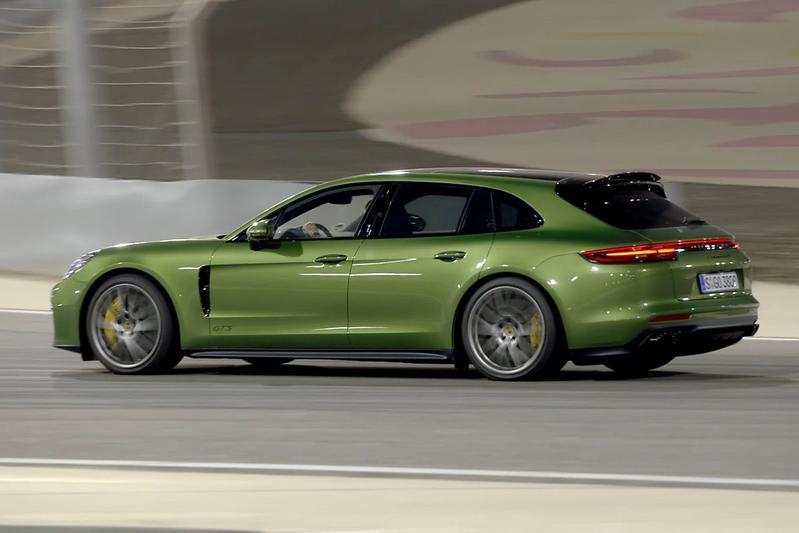 Porsche Panamera GTS - Rij-impressie