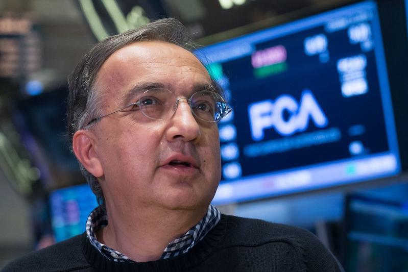 Autowereld reageert op dood Sergio Marchionne