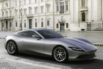 Live vanuit Rome: Ferrari Roma