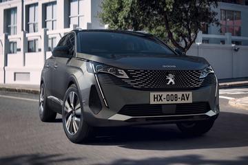 Facelift geeft Peugeot 3008 nieuw familiegezicht