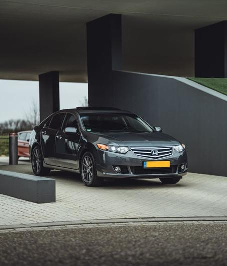 Honda Accord 2.4i Executive (2009)