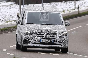 Nieuwe Mercedes-Benz Citan beter te zien