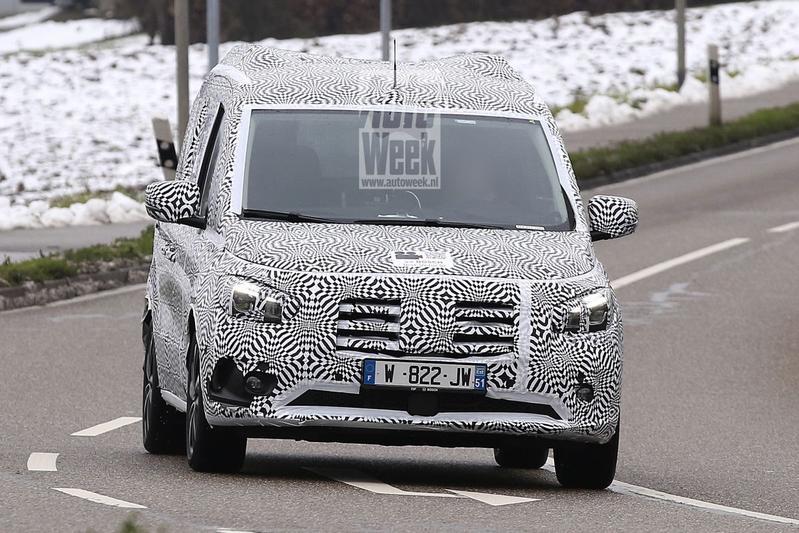 Mercedes-Benz T-klasse (Citan)