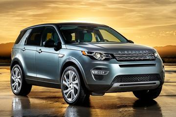 'Land Rover Discovery Sport als plug-in'