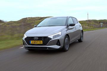 Hyundai i20 – Achteruitkijkspiegel