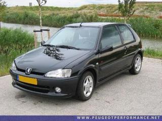 Peugeot 106 GTI 1.6-16V (2002)