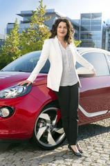 Tina Müller, marketingdirecteur van Opel
