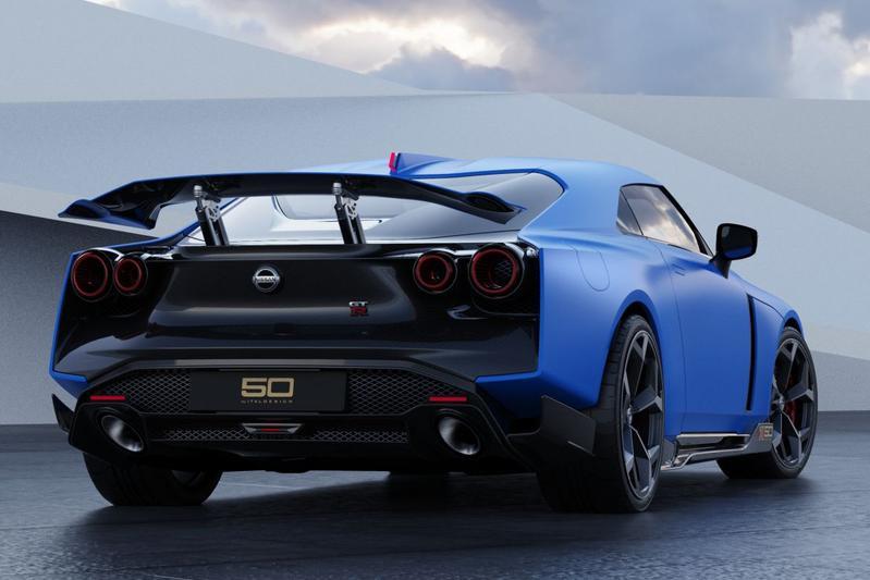 Productieversie GT-R50 by Italdesign