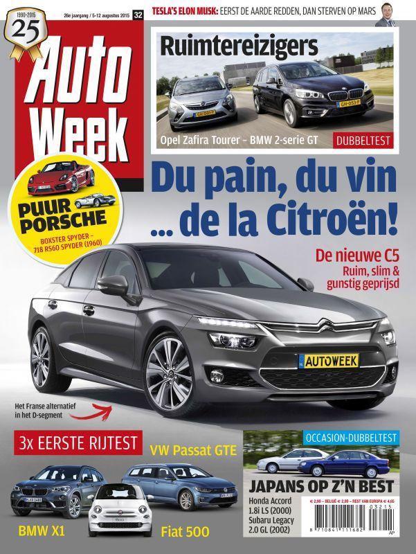 AutoWeek 32 2015