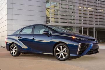 Toyota Mirai komt uit Lexus LFA-fabriek