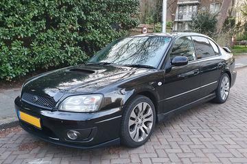 Subaru Legacy B4 (2003) - In het Wild