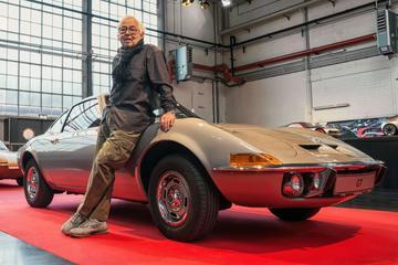 Opels ontwerper Erhard Schnell is niet meer
