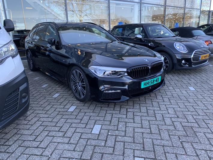 BMW 540d xDrive Touring (2018)