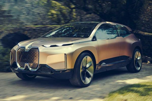 Gelekt: BMW Vision iNext