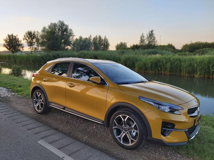 Kia XCeed 1.0 T-GDi DynamicLine (2020)